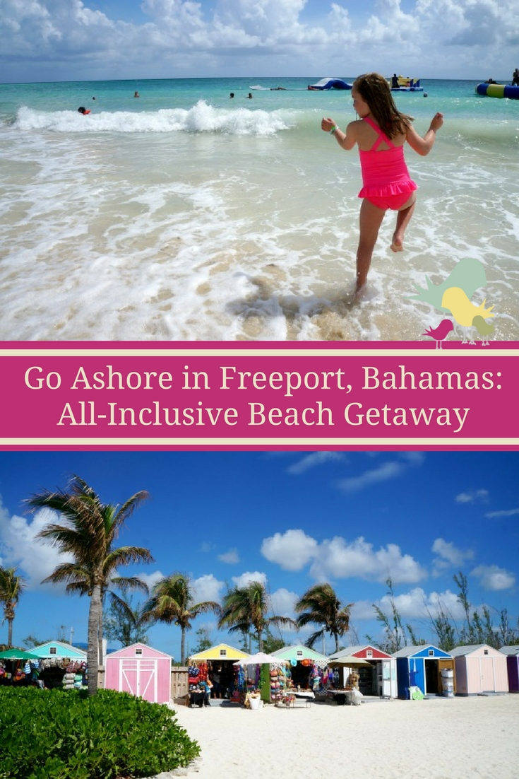 Go Ashore in Freeport, Bahamas: All-Inclusive Beach Getaway Cruise Shore Excursion