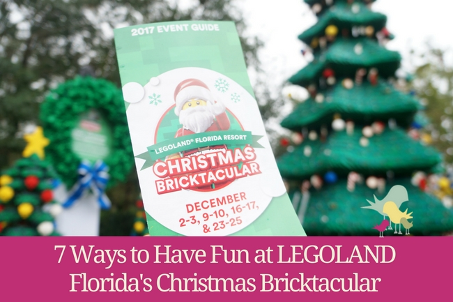 Christmas Event In Florida.7 Ways To Have Fun At Legoland Florida S Christmas