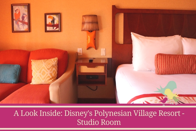 A Look Inside_ Disney's Polynesian Village Resort - Studio Room - blog