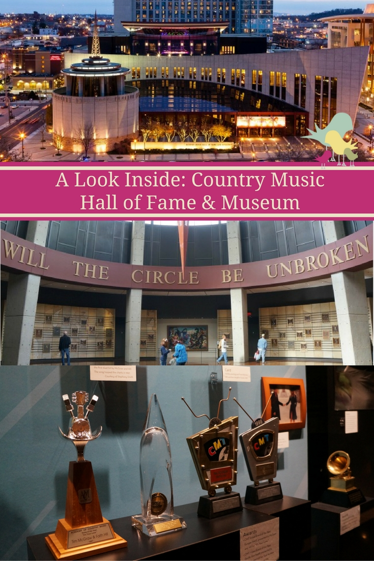 Music, History and Fashion: A look inside the Country Music Hall of Fame and Museum in #Nashville