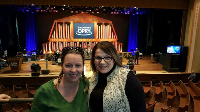 Grand Ole Opry Balcony Picture