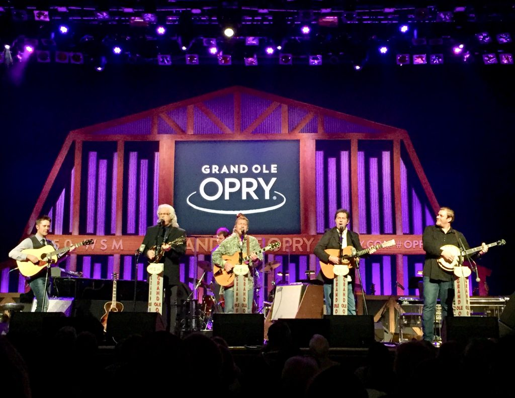a night of music at nashville's grand ole opry | carrie on travel