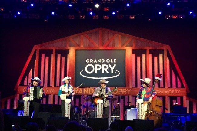 Grand Ole Opry Riders in the Sky