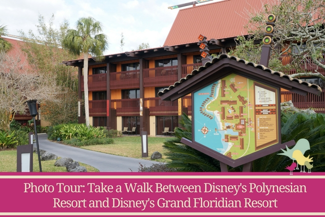 Photo Tour_ Take a Walk Between Disney's Polynesian Resort and Disney's Grand Floridian Resort - blog