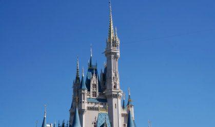 Cinderella Castle at Magic Kingdom Walt Disney World