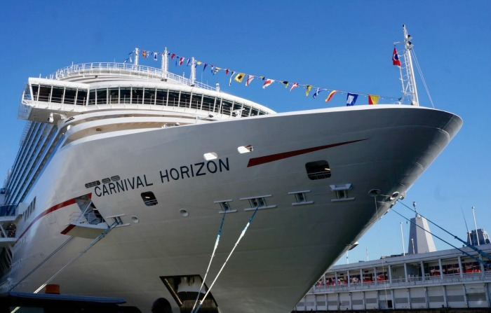 Carnival Horizon Exterior