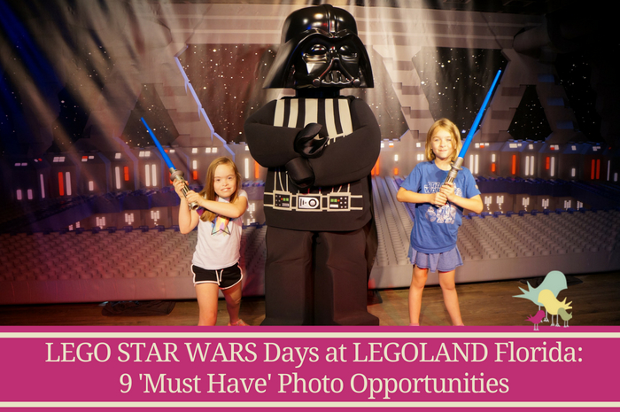 LEGO STAR WARS Days at LEGOLAND Florida 9 Must Have Pics - blog