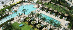 Pool View - Waldorf Astoria Orlando