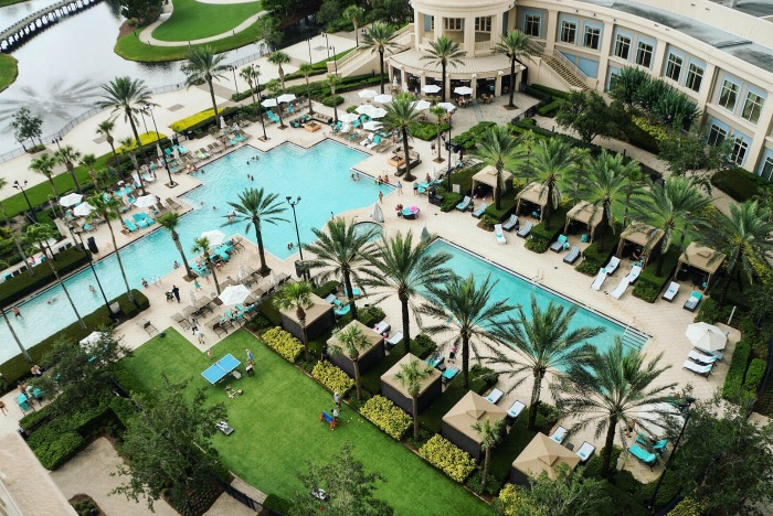 Pool View - Waldorf Astoria Orlando