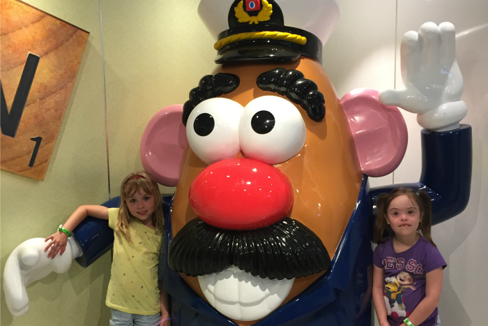 things to know about camp ocean - mr potato head