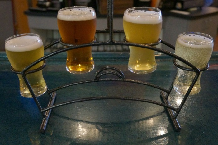 Florida Beer Company Flight - Resized