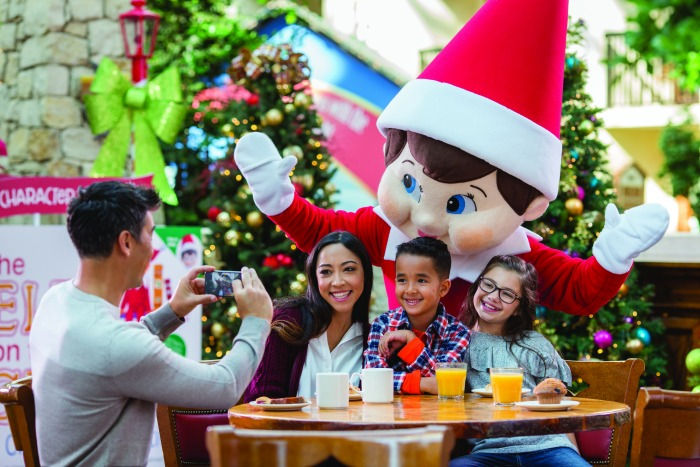 The Elf on The Shelf Character Breakfast resized