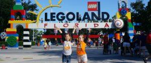 Brick or Treat LEGOLAND Florida Entrance