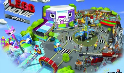 LEGO Movie World Rendering at LEGOLAND Florida- Resized