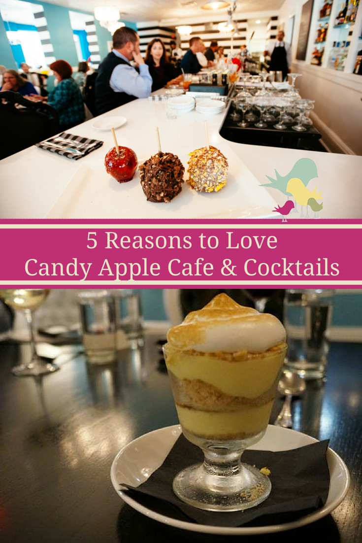 5 Reasons to Love Jacksonville's Candy Apple Cafe & Cocktails