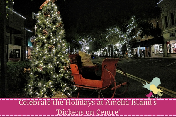 Celebrate the Holidays at Amelia Island's 'Dickens on Centre'