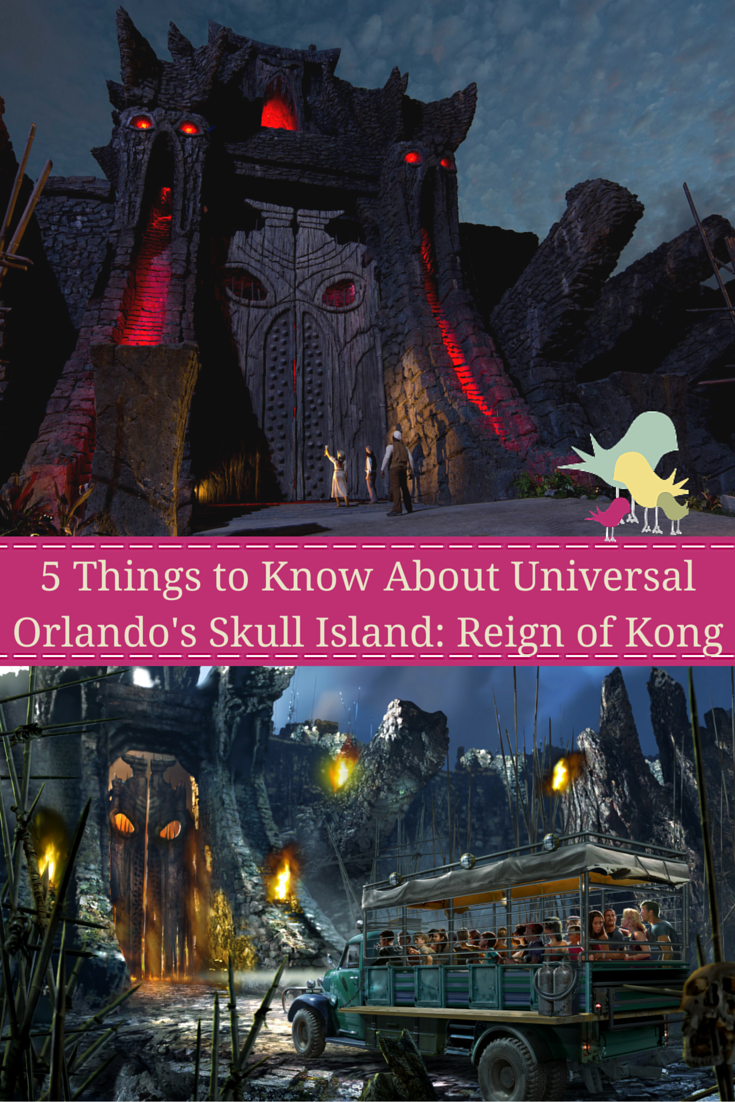 5 Things To Know About Universal Orlando S Skull Island