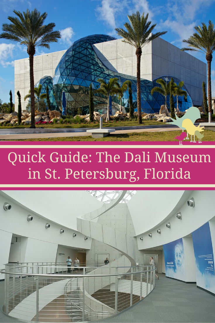 Quick Guide: The Dali Museum in St. Petersburg, Florida