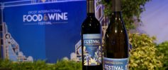 Epcot International Food & Wine Festival - Staging Bottles