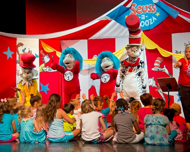 Why I Love Carnival Cruise Line S Seuss At Sea Programs