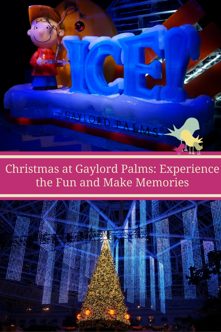 Christmas at Gaylord Palms: Experience the Fun and Make Memories #CAGP16