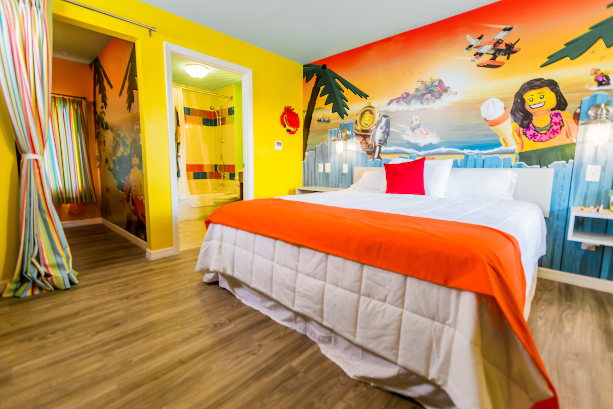 Legoland Beach Retreat Opening On April 7 2017 Carrie
