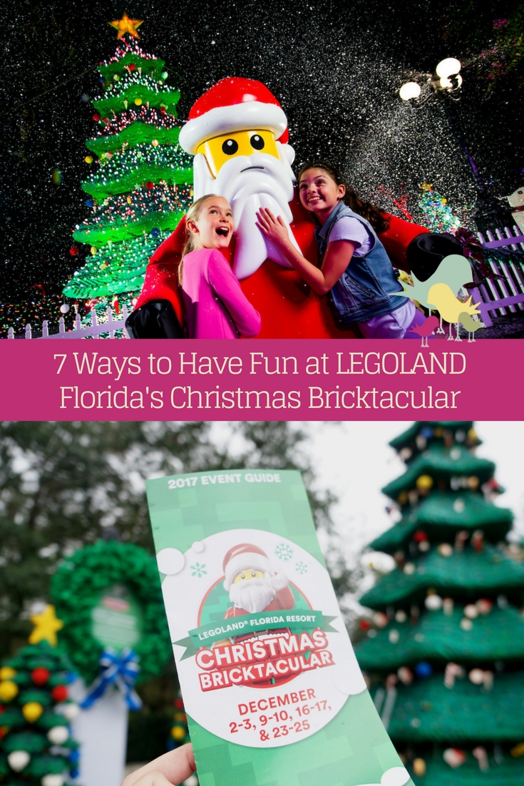 7 Ways to Have Fun at @LEGOLANDFlorida #ChristmasBricktacular