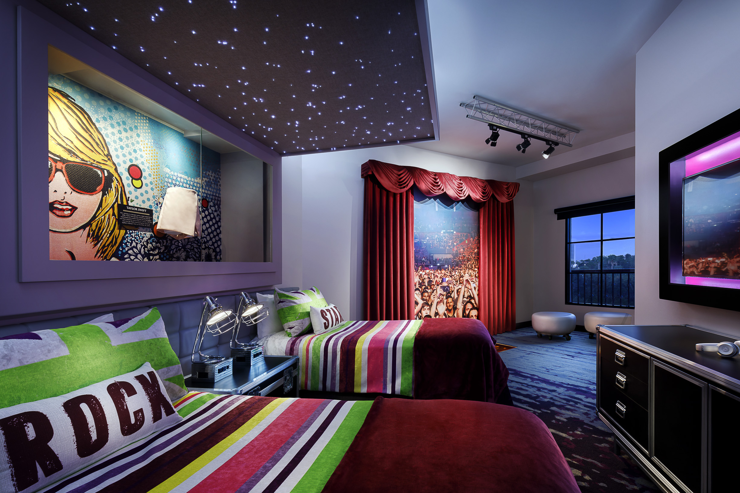 39 future rock star 39 family suites debut at hard rock hotel - 2 bedroom hotel suites in orlando fl ...