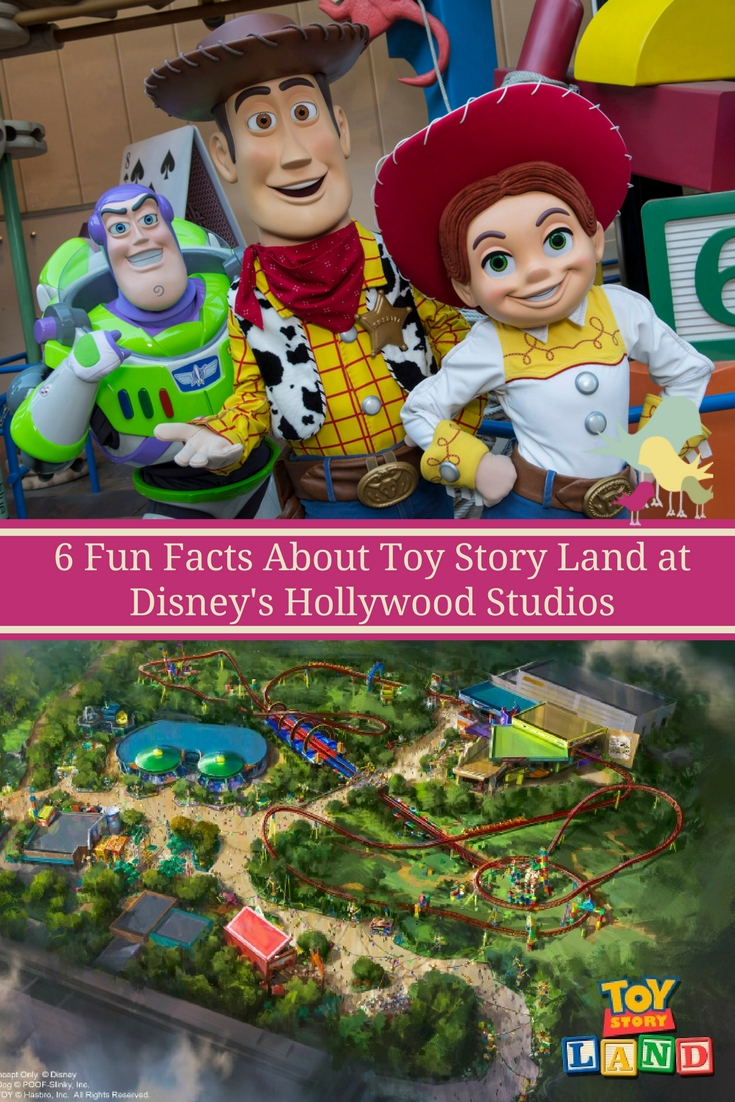 6 Fun Facts About Toy Story Land at Disney's Hollywood Studios   #ToyStoryLand #Disney