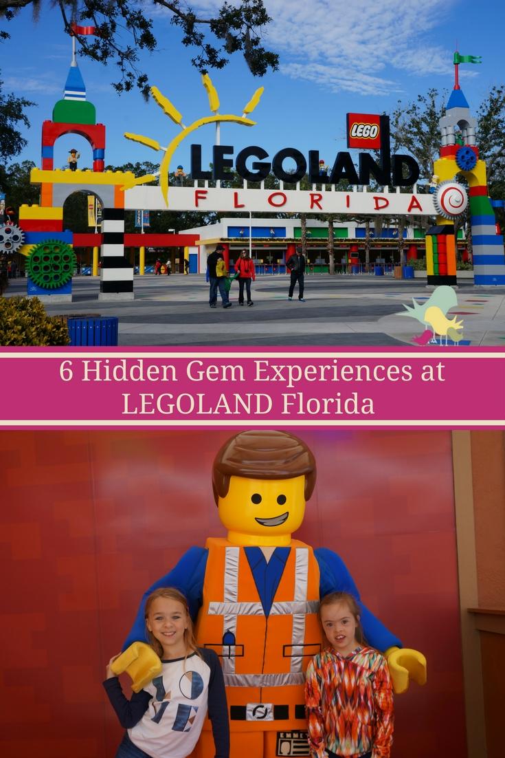 6 Hidden Gem Experiences at LEGOLAND Florida