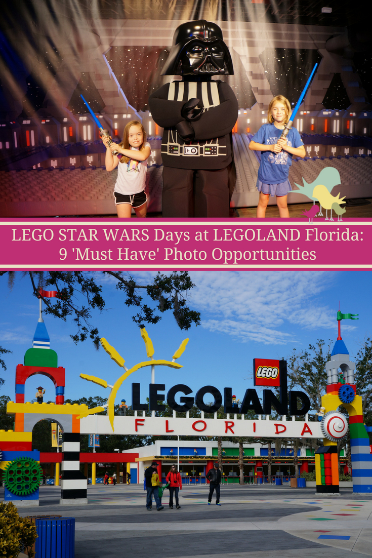 LEGO STAR WARS Days at LEGOLAND Florida: 9 'Must Have' Photo Opportunities