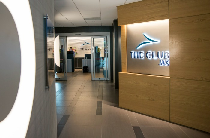 The Club JAX at Jacksonville International Airport